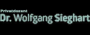 Prof. Dr. Wolfgang Sieghart